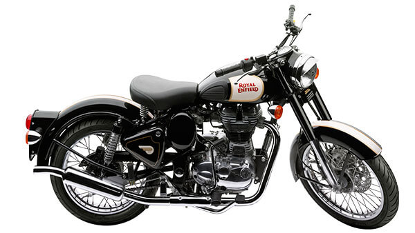 Royal Enfield 500 Classic ABS Black