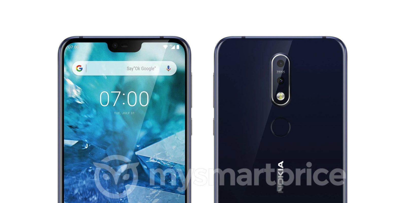 Nokia 7.1 Plus Leaked Images