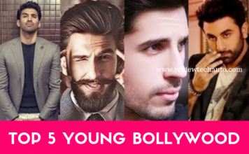 Young Bollywood Actors in 2018