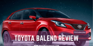 Toyota Baleno Review