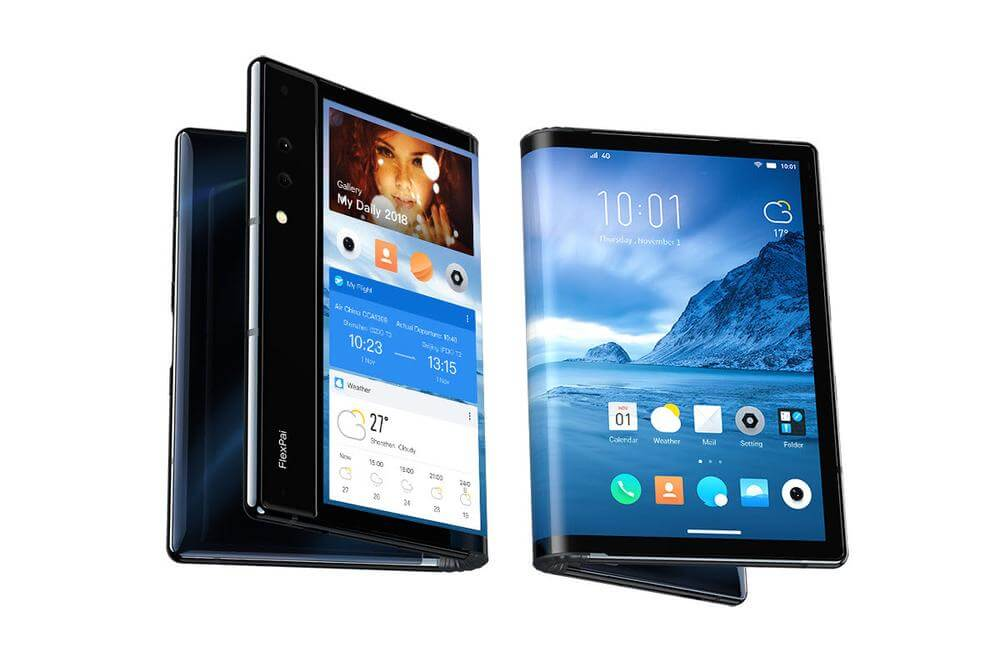 FlexPai Foldable Smartphone