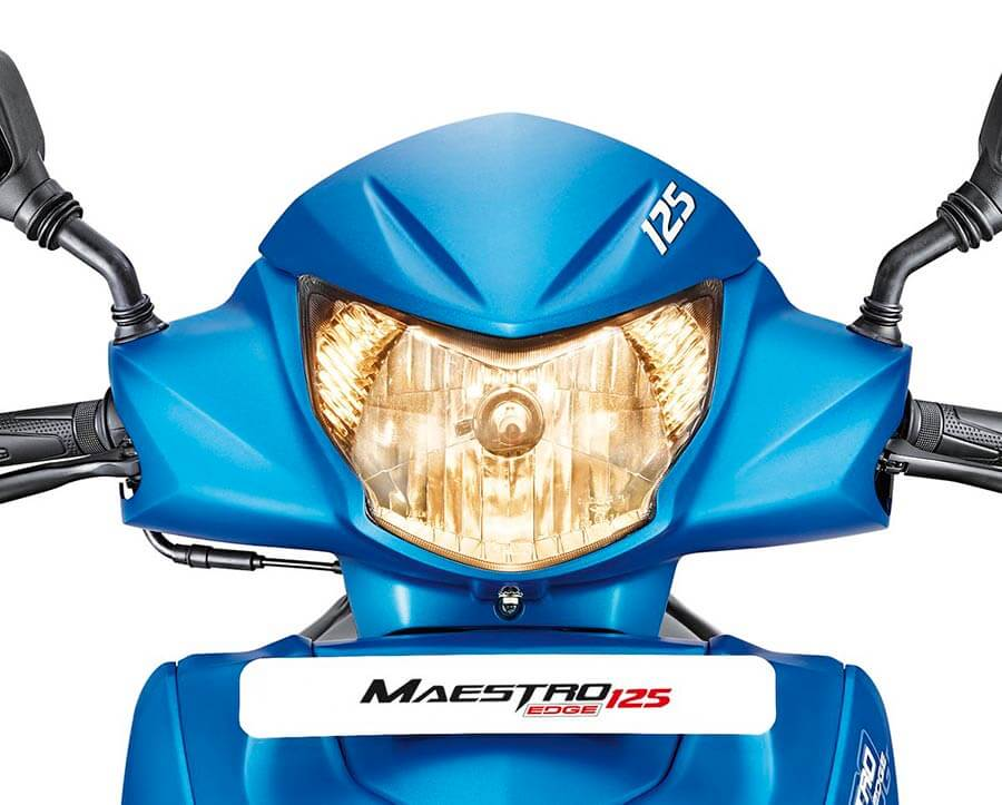 Hero Maestro Edge 125 Headlamp