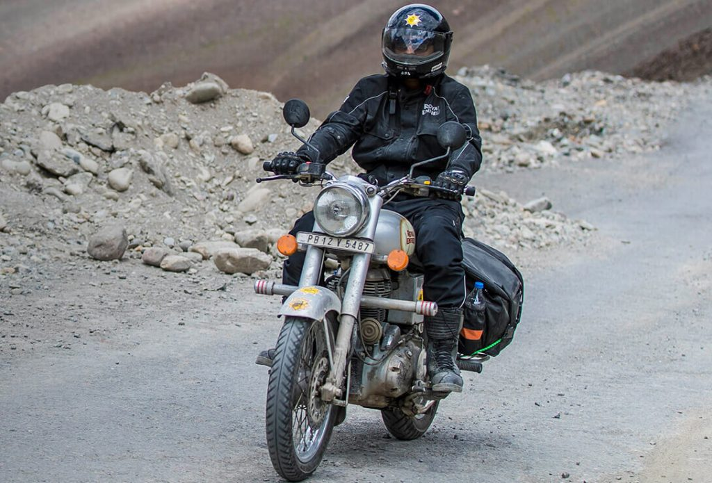 Royal Enfield Classic 350 Ride and Handling: