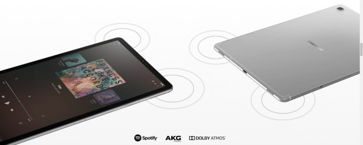 Samsung Galaxy Tab S5e Features