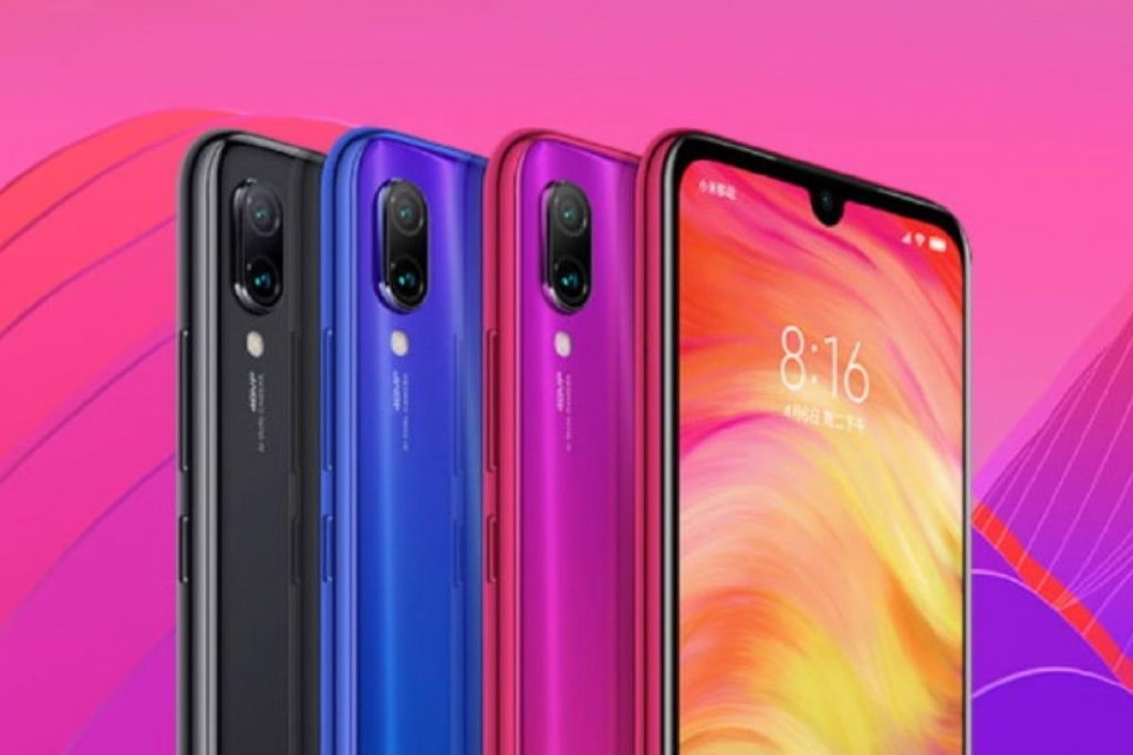 Xiaomi Redmi Note 7 Color
