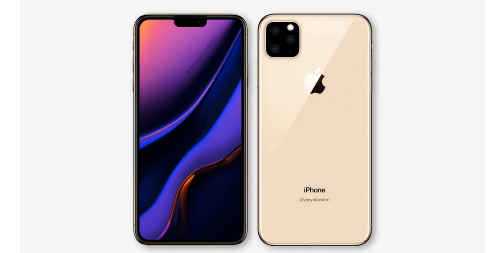 iPhone 2019 Display