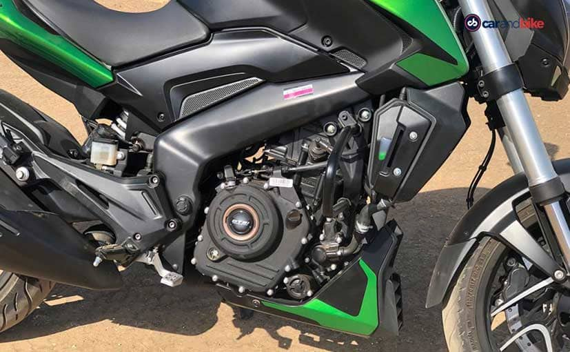 2019 Bajaj Dominar 400 UG Engine