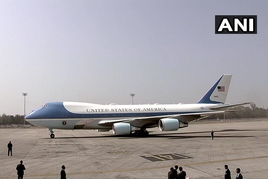 Donald Trump's 'Air Force One' Lands in India: All You Need to Know About the Presidential Boeing 747