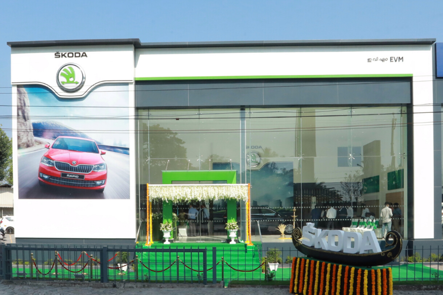 Skoda Opens New Dealership in Ernakulam, Kerala; Aims 200 Touchpoints in 3 years