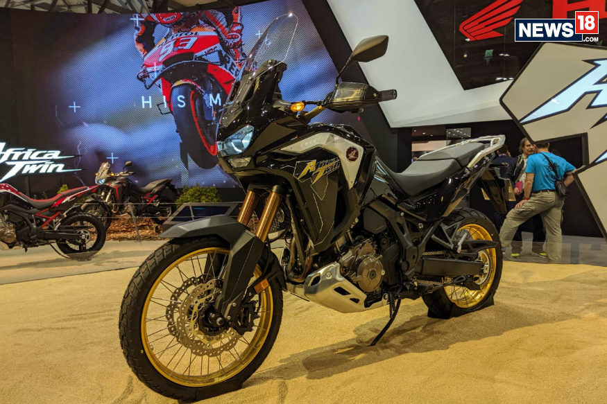 2020 Honda Africa Twin to be Launched on March 5 in India