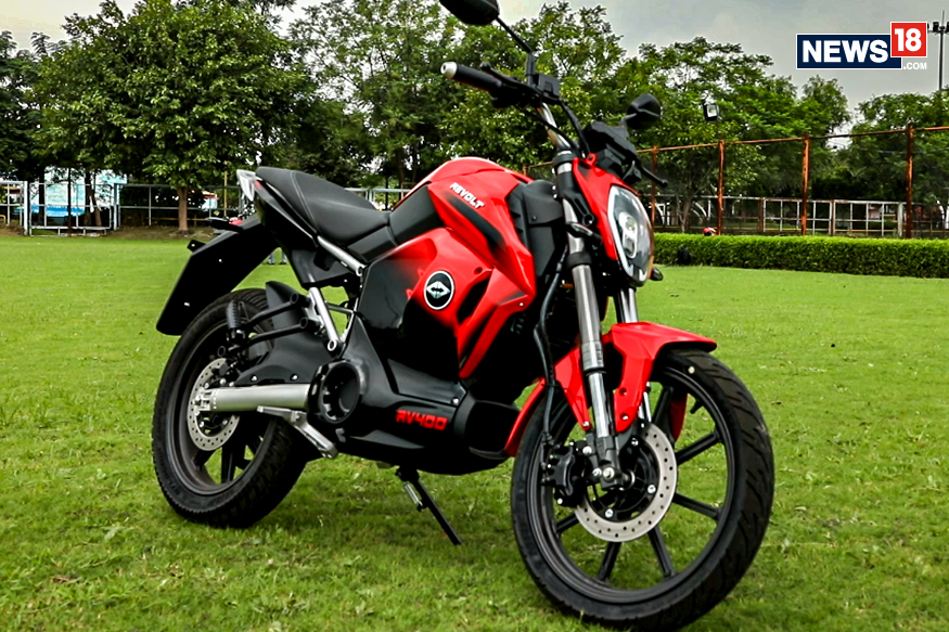 Revolt RV400 Electric Motorcycle Price Hiked to Rs 1.04 Lakh Due to Rise in Input Costs