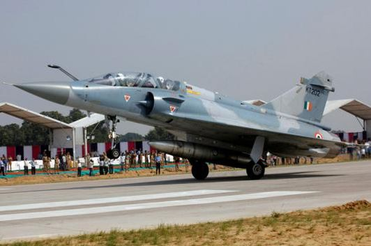 A look at French-made Dassault Mirage-2000 fighter jets used by IAF for a strike on biggest Jaish Terror Camp in Balakot.