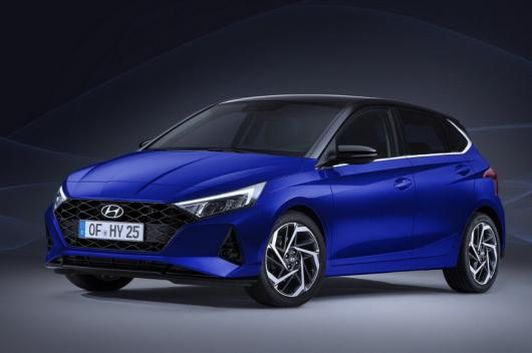 Hyundai released exterior shots of the India bound i20. (Source: Hindustan Times)