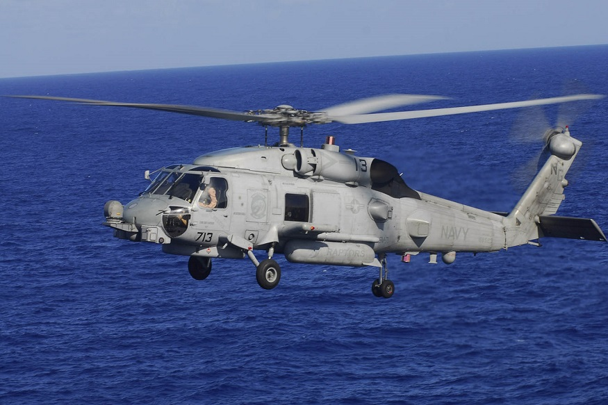 India to Buy Sikorsky MH-60R 'Romeo' Seahawk Helicopters That Can Hunt Submarines; A Look