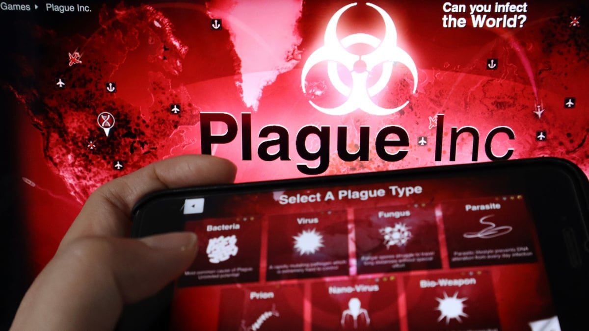 Plague Inc Game Removed From Apple