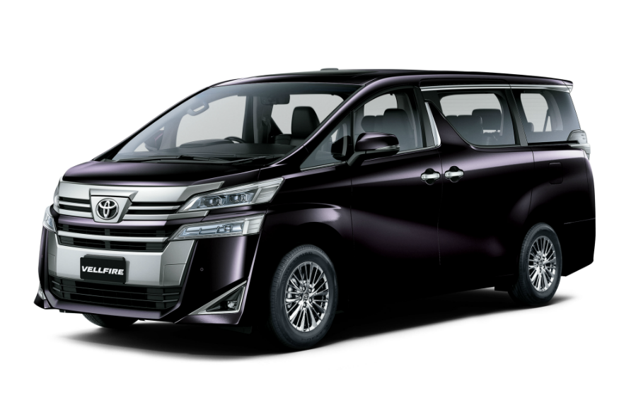 Toyota Vellfire Luxury MPV Launched in India at Rs 79.5 Lakh, To Rival Mercedes-Benz V-Class