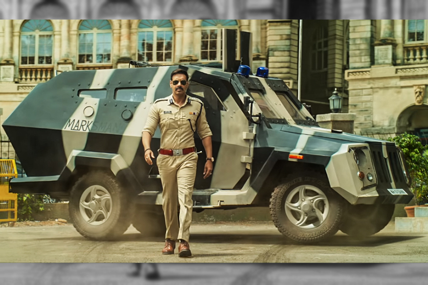Sooryavanshi Trailer: Ajay Devgn Does 'Singham Entry' on Mahindra Marksman Armoured SUV