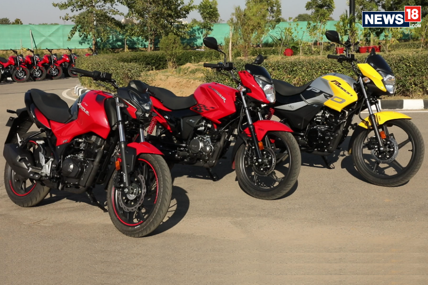 2020 Hero Passion Pro, Glamour Launched, Xtreme 160 R Unveiled - Watch Video