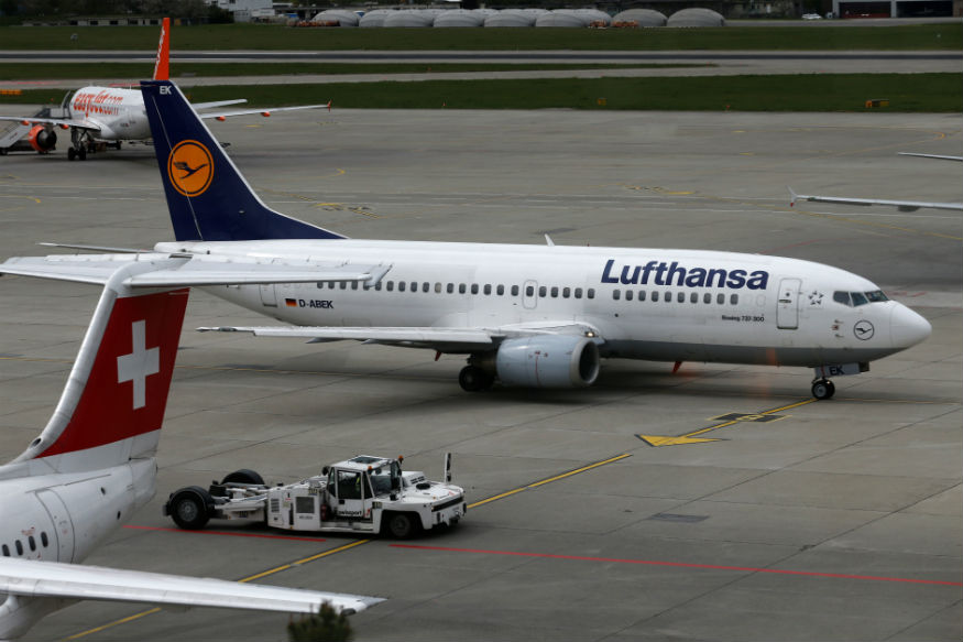 Lufthansa Airlines to Ground 150 Planes Over Coronavirus Scare
