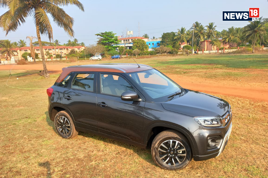 New Maruti Suzuki Vitara Brezza First Drive Review - The Balancing Act