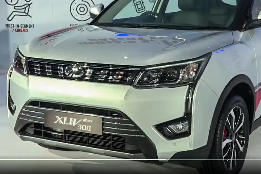 Mahindra XUV300 Sportz Edition to be Unveiled in April, Will be Most Powerful Compact SUV