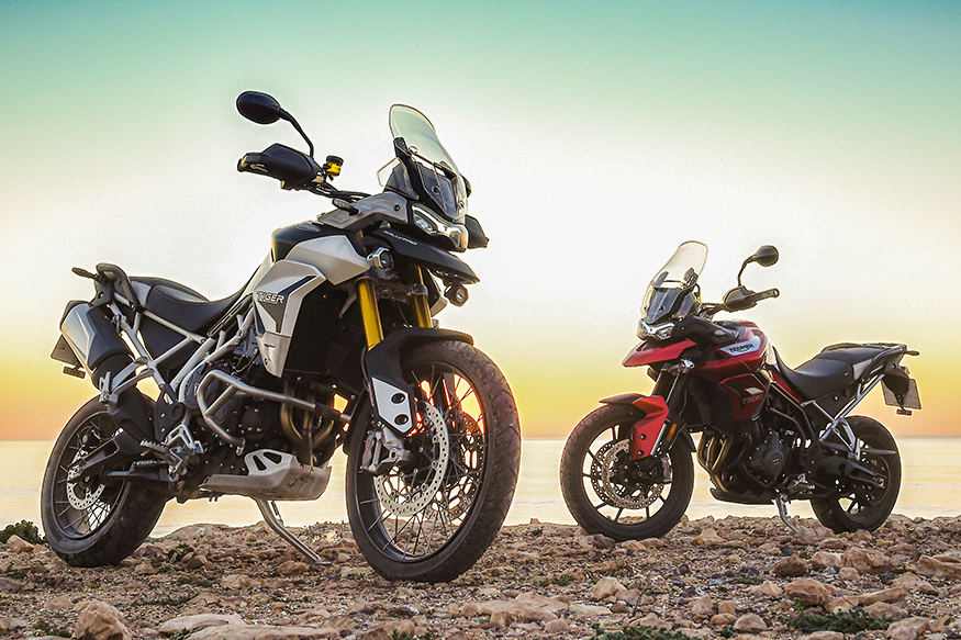 Triumph Tiger 900 First Ride Review: GT, Rally and Everything 'Pro' in Between