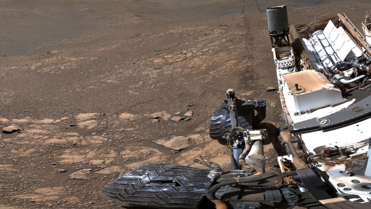 Organic Molecules Hint at Presence of Ancient Life on Mars