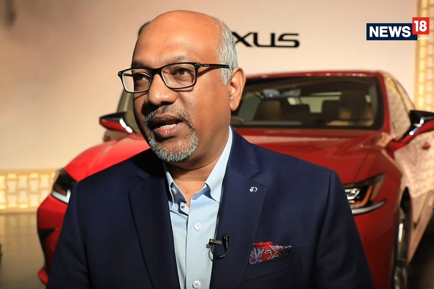 Hybrid Vehicles Make More Sense Than Electric Cars: Lexus India President - Watch Video