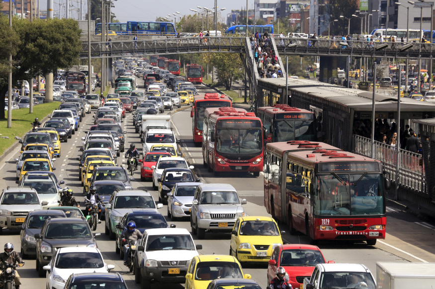 Congestion Charges on Cars Helps Reducing Global Traffic Jams: Report