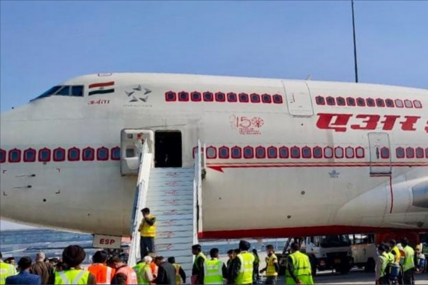 Coronavirus Scare: Air India Flight from Italy Takes Off Without Screening, Under Quarantine in Army Facility