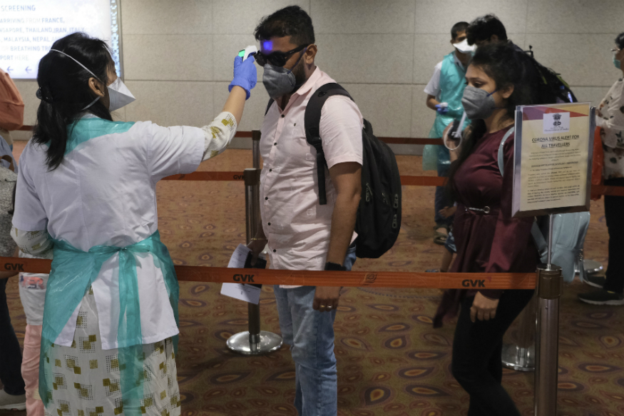 Flyers Happy With Government's Effort to Tackle Coronavirus More than US, UK at Indian Airports