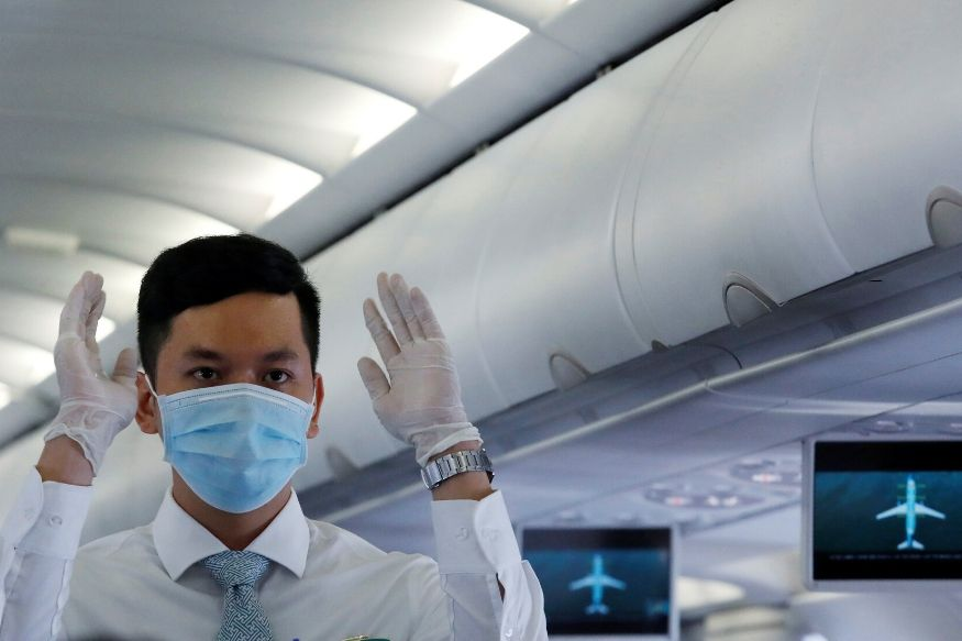 Risk of Catching a Virus on the Flight Remarkably Low: Experts