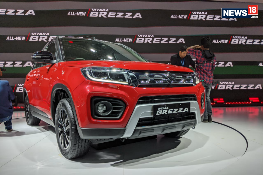 New Maruti Suzuki Vitara Brezza With Petrol Engine Launched in India at Rs 7.34 Lakh