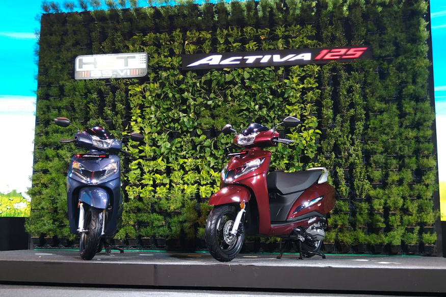 BS-VI Honda Activa 125, Activa 6G and Dio Recalled Due to Poor Rear Cushion Quality