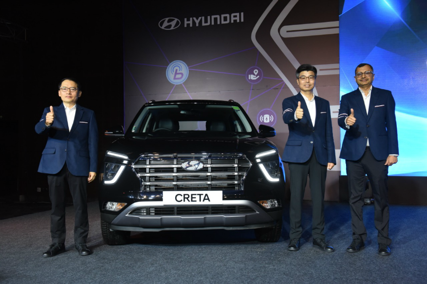 All-New Hyundai Creta SUV Launched in India at Rs 9.99 Lakh for Both Petrol and Diesel Variants