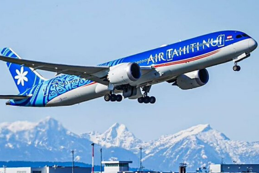 Coronavirus Helps Air Tahiti Nui Set New Record for World's Longest Flight