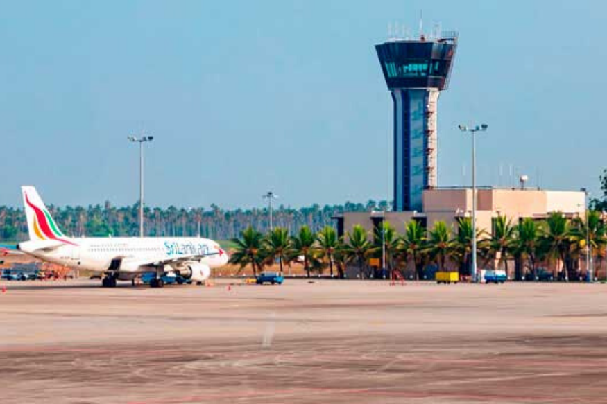 Colombo Airport Partially Shut for a Week to Combat Rising COVID-19 Outbreak