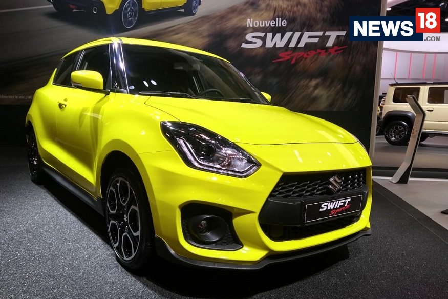 New 2020 Suzuki Swift Sport Now Gets 1.4-Litre Hybrid Engine, Has Top Speed of 210 Kmph