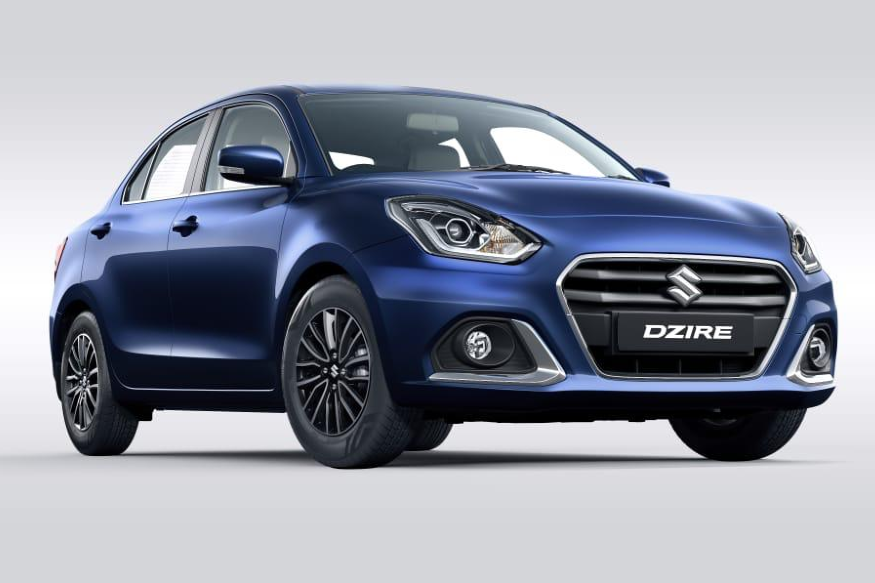 2020 Maruti Suzuki Dzire Facelift With BS-VI Petrol Engine Launched in India at Rs 5.89 Lakh