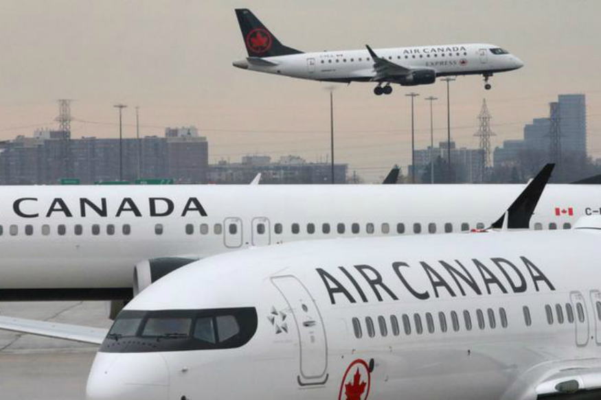 Air Canada to Lay Off Over 5,100 Employees Due to Conronavirus
