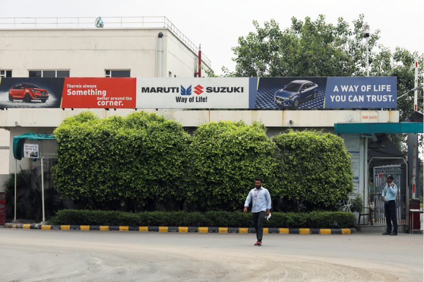 Coronavirus Pandemic: Maruti Suzuki Halts Vehicle Production at Manesar, Gurugram Plants