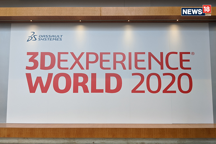 2020 Dassault Systemes 3DExperience World: A Peek into the Future of Automobiles