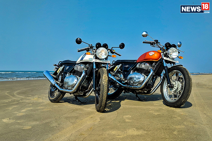 BS-VI Royal Enfield Interceptor 650 and Continental GT 650 Launched, Prices Start at Rs 2.64 Lakh