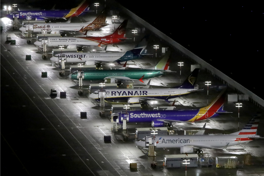 Parking Poses New Problem as Airlines Ground a Majority of Its Fleets Due to COVID-19 Pandemic