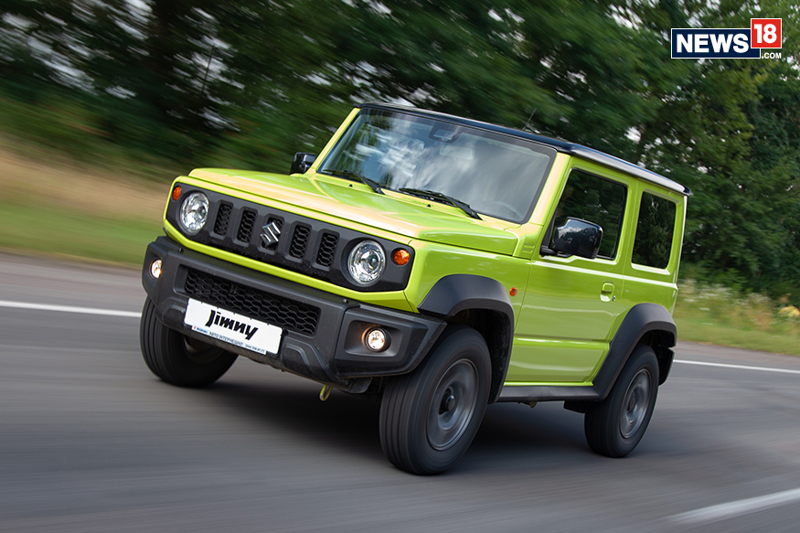 Maruti Suzuki Jimny Might Finally Come to India as a 5-Door SUV - Report