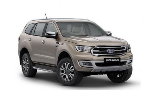 2020 Ford Endeavour BS-VI (Image: Ford India)