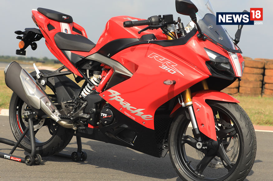 2020 TVS Apache RR 310 First Ride Review: Racetracks Have Never Been Friendlier