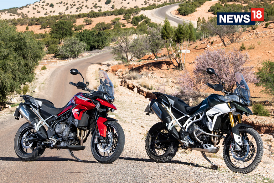 2020 Triumph Tiger 900 GT Pro & Rally Pro First Ride Review: Different Adventures