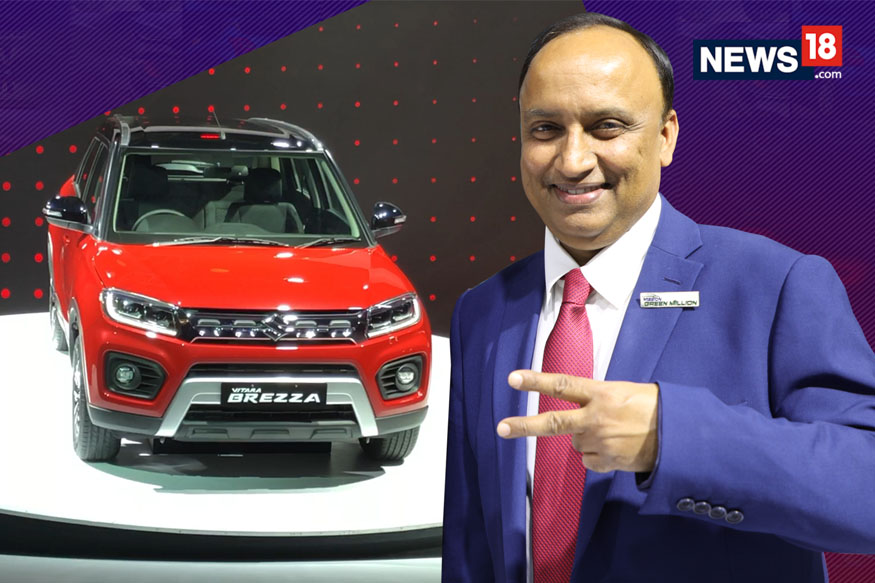 Auto Expo 2020: Maruti Suzuki on Swift Hybrid, Transition to BS-VI and EVs| Interview