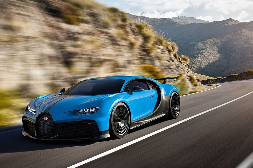 Bugatti Chiron Pure Sport Supercar Lauched at Rs 24 Crore, Limited to Only 60 Units